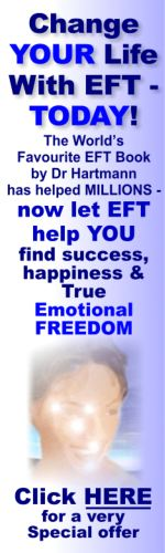 EFT Self Healing - Get the best selling EFT book in the World TODAY!
