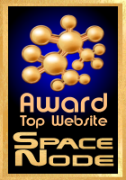 SpaceNode Top Web Site Award
