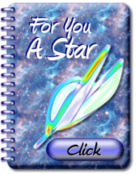 Draw positive energy into your life with For You, A Star!